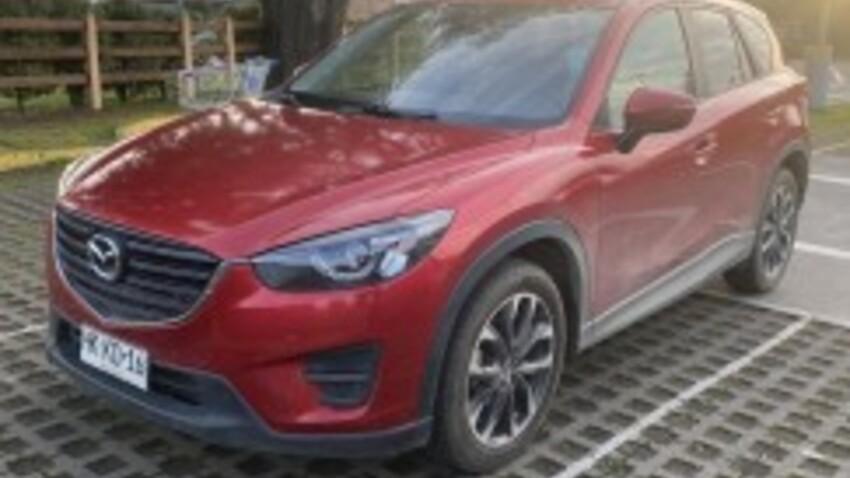 MAZDA CX-5 2016 diesel