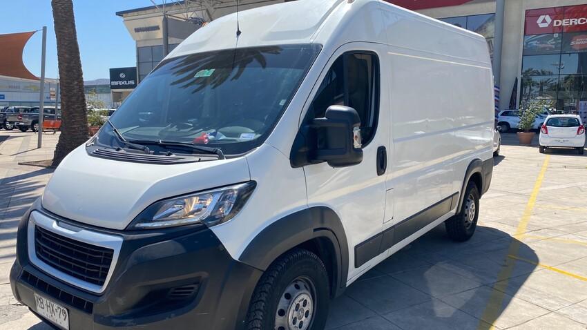 PEUGEOT BOXER 2018 diesel